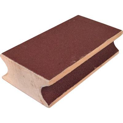 NIR schuurblok hout