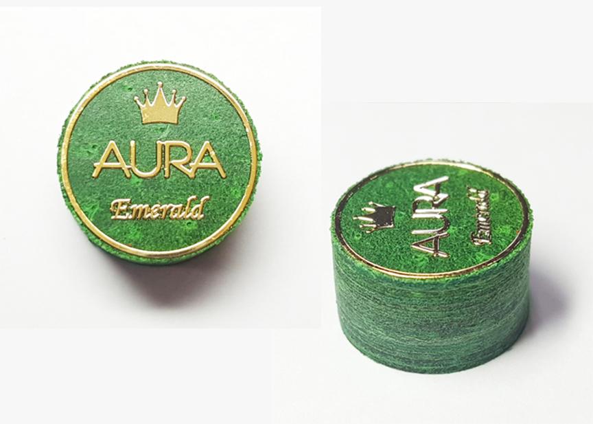 KA0167-A13: Aura Emerald pomerans 13 laags #1