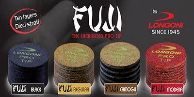Longoni Fuji gelaagde pomerans 13/14mm S/M/H Original/Bl/Camogli/Modena