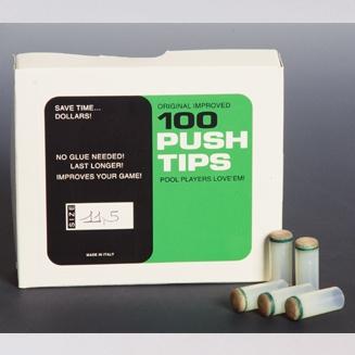 KA0170-VV: schuif pomeransen doosje 100st.  #1