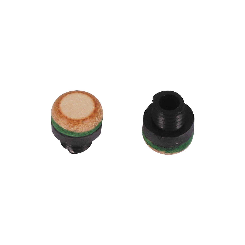 KA0173-VV: Green ring schr. pomerans m8/12mm 100st. -25% #1