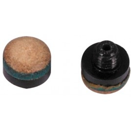 KA0173: Green ring schr. pomerans m8/12mm  #1