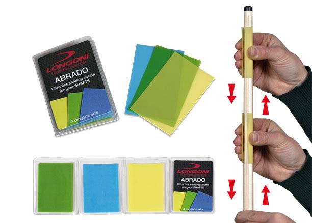 KA0197-CP: Longoni cleaning Paper #1