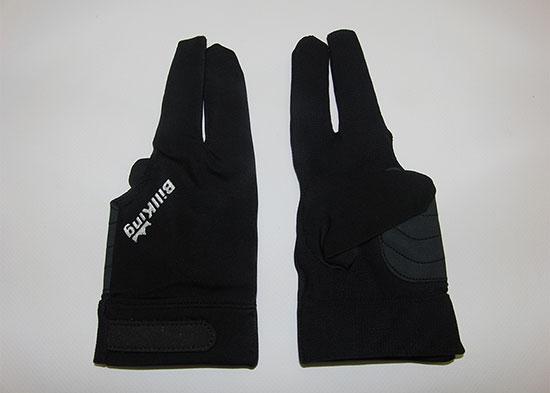 KA0277-SPZ: handschoen BillKing Super Pro zwart #1