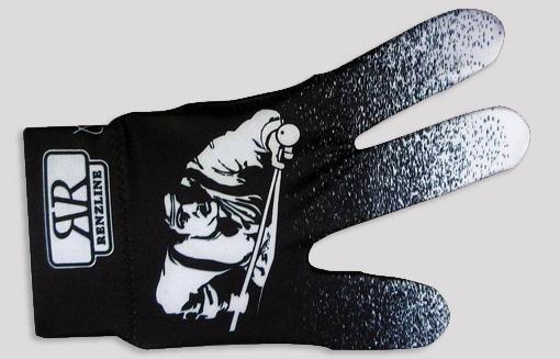 """KA0278-BJ: Handschoen Renzline """"biljarter"""" (links) #1"""