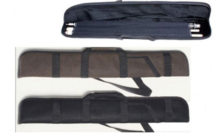 KT0608: keu tas luxe angora  1/2 zwart/bruin #1