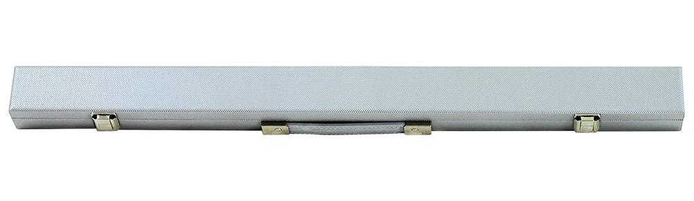 KT0610-ZI: koffer Fire 2-vaks 1/1 zilver #1