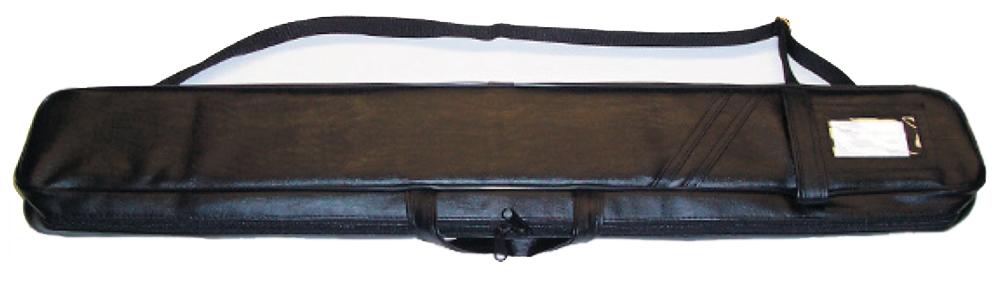 KT0626-ZW: American bag 2/4 zwart #1