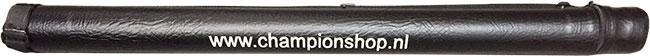 """KT0657: Koker rond zwart """"Champion"""" 1/1 #1"""