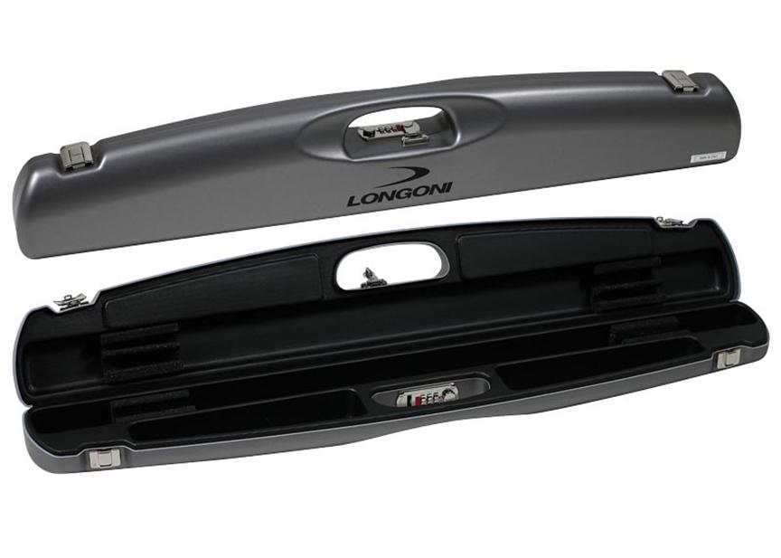 KT0681-CG: koffer Longoni 1B/2S Compact Grey #1