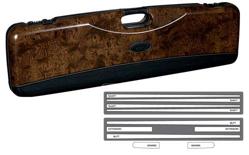 KT0685-CA: Longoni Koffer excl. Model Carlifornia 2/4 ABS met leer #1