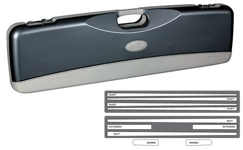KT0685-LO: Longoni Koffer excl. Model Londra 2/4 ABS met leer #1