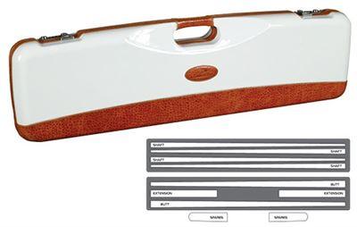 Longoni Koffer excl. Model Montecarlo 2/4 ABS met leer
