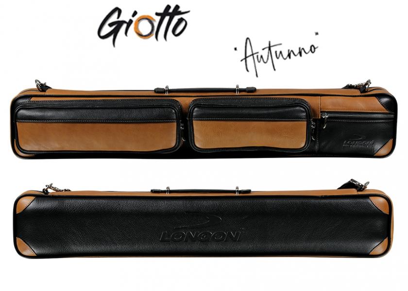 KT0695-AU: leren Keutas 4B/8S Longoni Giotto - Autunno #1