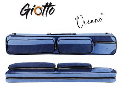 leren Keutas 4B/8S Longoni Giotto - Oceano