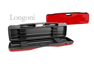 Longoni koffer 2/4 ABS Diablo rood