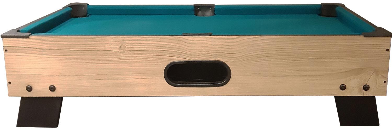 PC0001-W: Pooltafel TopTable 8-ball topper-Wood #3