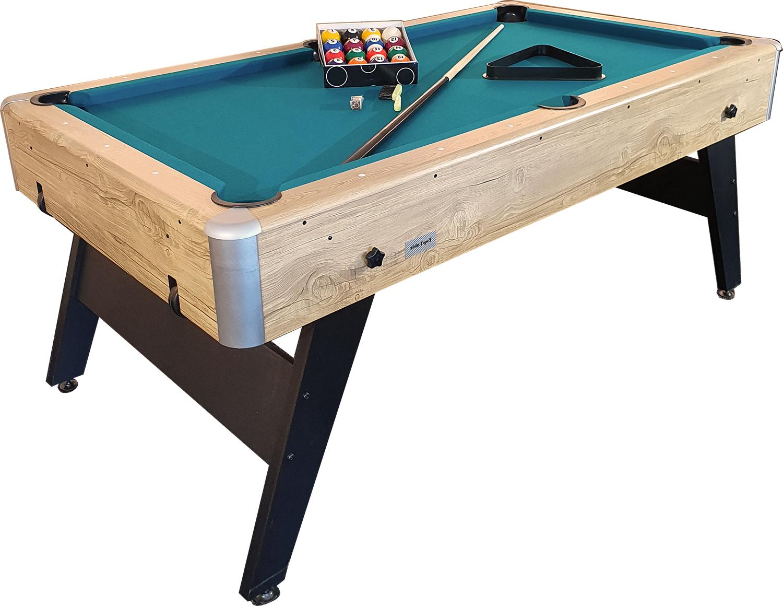 PC0007: Pooltafel TopTable Magiq-Wood #2
