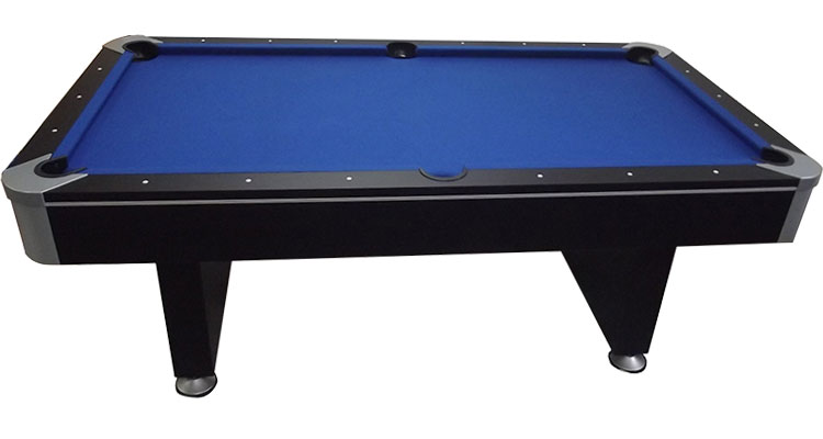 PC0015: Pooltafel TopTable Challenger, met ball return! #2
