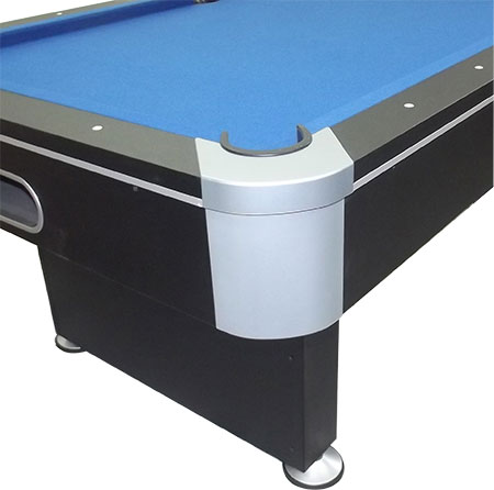 PC0015: Pooltafel TopTable Challenger, met ball return! #4