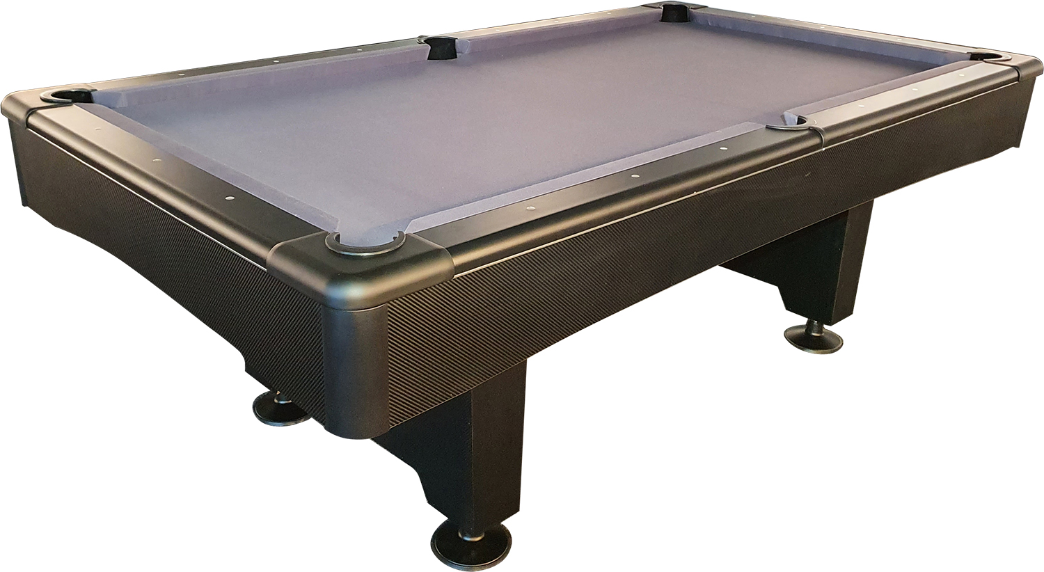 PC0044-7: Pooltafel TopTable Break Matte Black #1