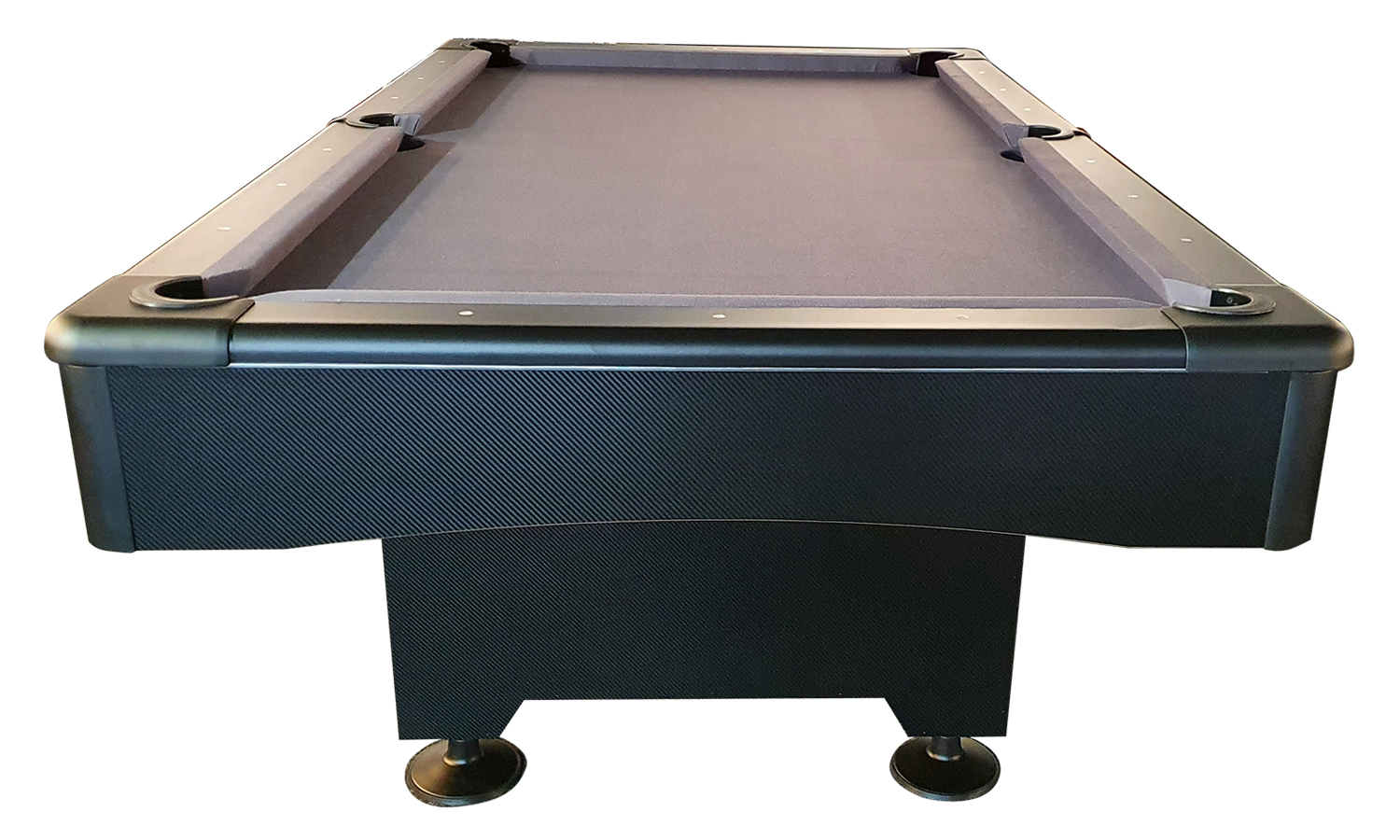 PC0044-7: Pooltafel TopTable Break Matte Black #2