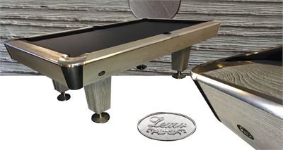 Pooltafel Lexor X-treme II Wood-Steel