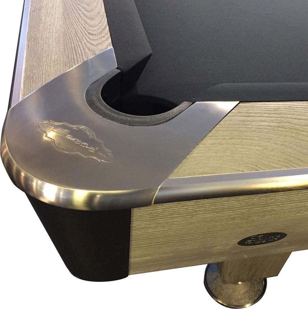 PC0114: Pooltafel Lexor X-treme II Wood-Steel  #6