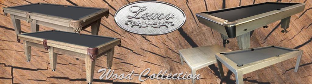 PC0114: Pooltafel Lexor X-treme II Wood-Steel  #8