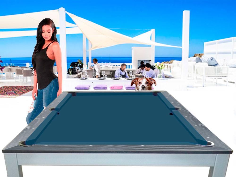 PC0125-6J: Lexor Dinner Ibiza Jeans, frame in white,silver or black #1