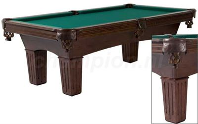 Pooltafel Lexor Remington Dark Oak
