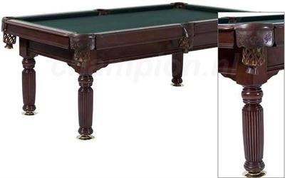 Pooltafel Lexor Monarch brown