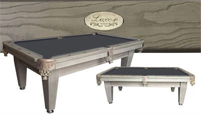 Pooltafel Lexor Imperator Competition Old-Grey