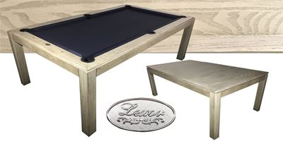 Pooltafel Lexor Dinner Design Cement