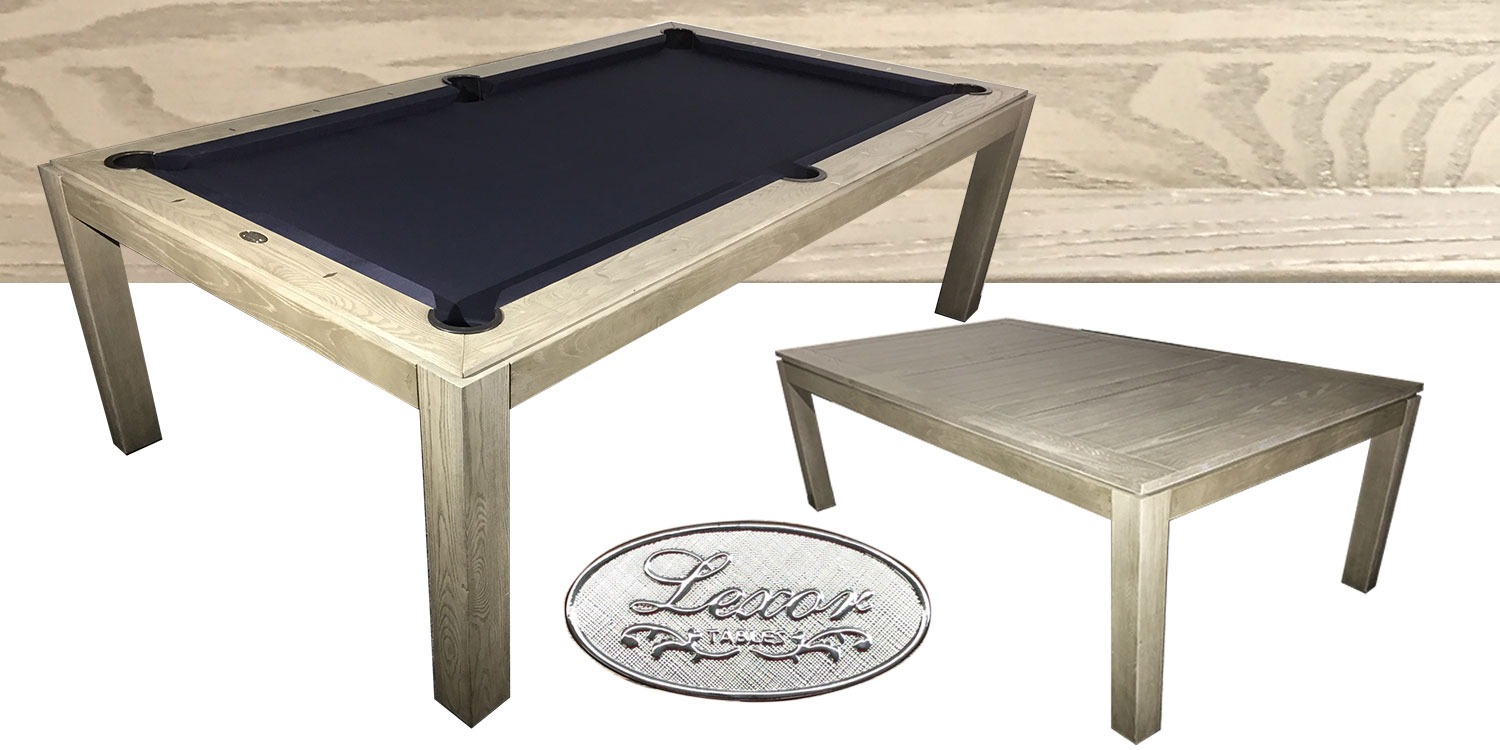 PC0231-7: Pooltafel Lexor Dinner Design Cement #1