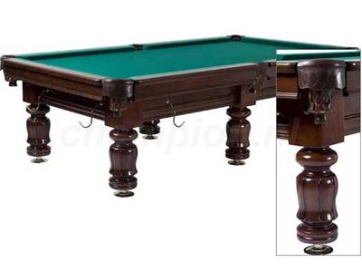 Pooltafel Lexor Classic Competition Pro Dark Oak