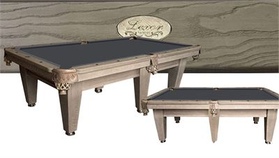 Pooltafel Lexor Imperator Competition Pro Old-Grey
