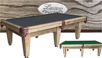 Pooltafel Lexor Imperator Competition Pro Vintage-Oak