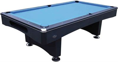 Pooltafel Buffalo Eliminator II black