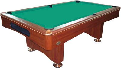 Pooltafel Buffalo Eliminator II brown