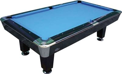 Pooltafel Buffalo Outrage II black