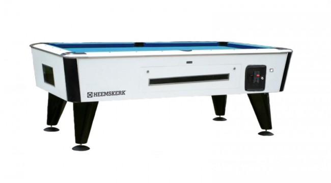 PC0857: Pool table Heemskerk JUMP SHOT 6ft (incl. munt) #1