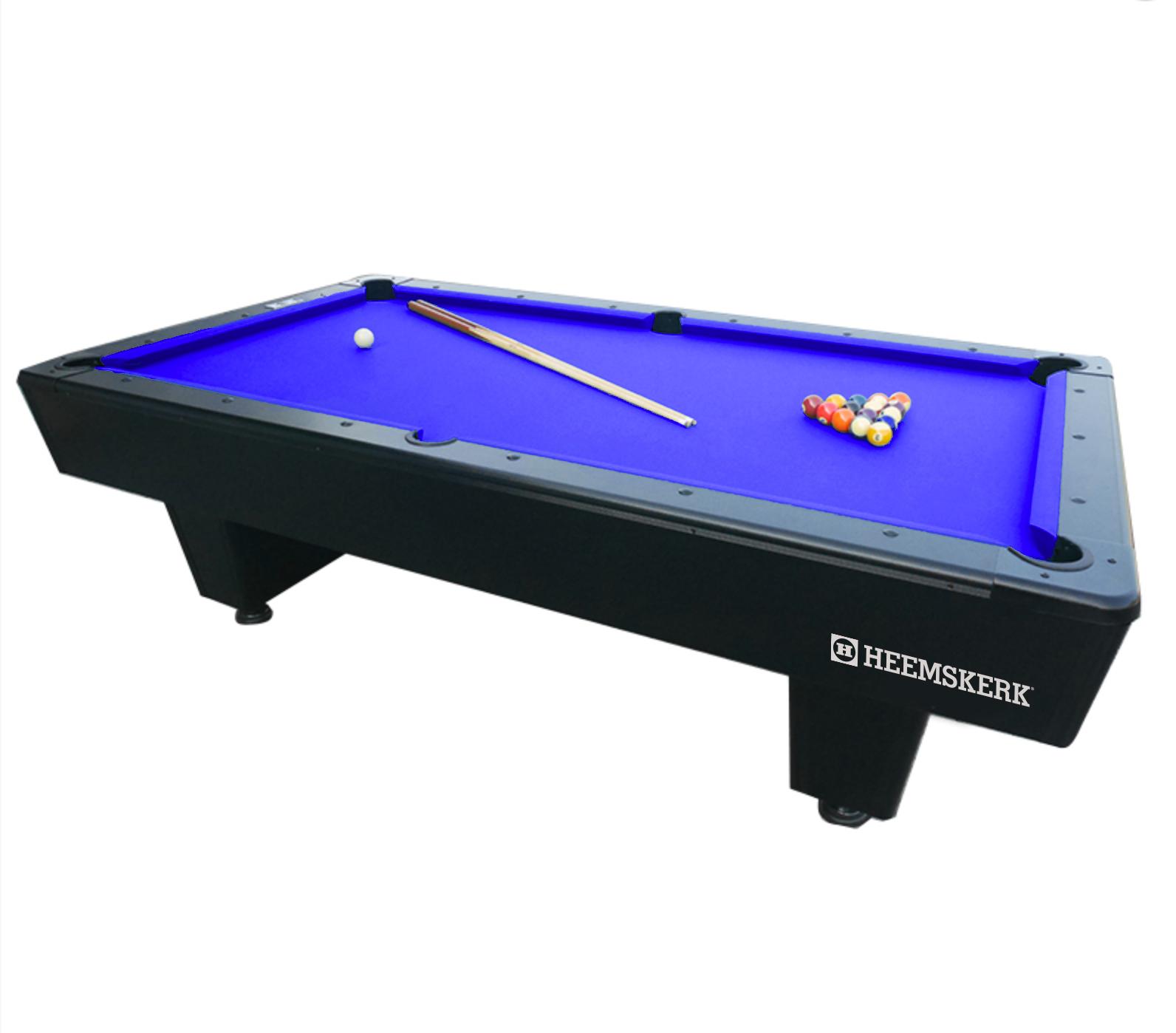 PC1002: Pooltafel  Heemskerk Dallas #1