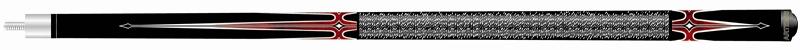 PK0133: Artemis mod. 3 zwart - rood/wit 19/20/21 #1