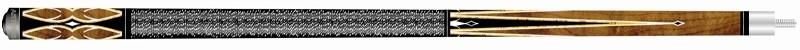 PK0134: Artemis ® pool keu model 4. Bruin - zwart/wit #1