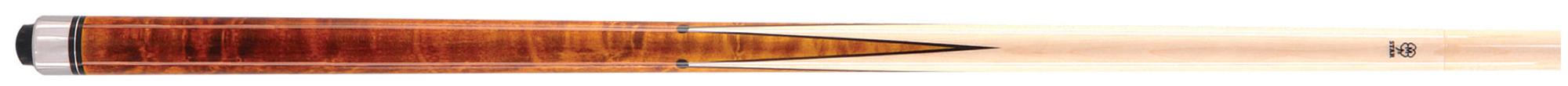 PK2999: Star S1 Hustler Birdseye Maple Cherry stain #1