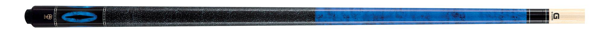 PK3008: McDermott G211 Pacific Blue/inlay pool Gewicht: 19Oz #1