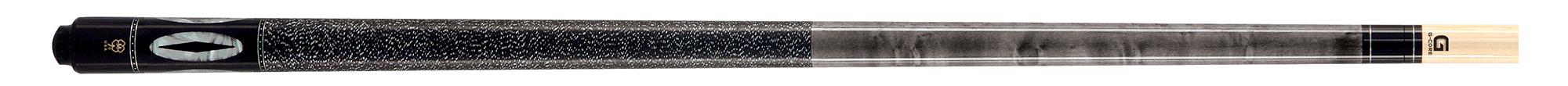 PK3011: McDermott G214 Titanium Grey/inlay pool Gewicht: 19Oz #1
