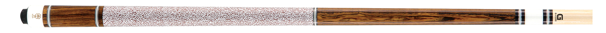 PK3015: McDermott G224 Bocote pool Gewicht: 19Oz #1