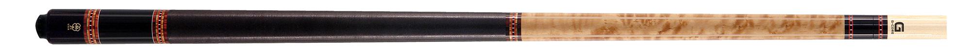 PK3016: McDermott G225 Birdseye Walnut pool Gewicht: 19Oz #1